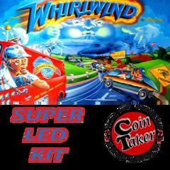 2. WHIRLWIND LED Kit w Super LEDs