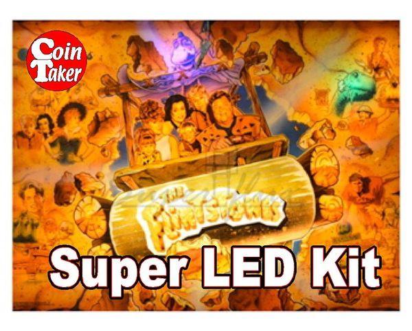 2. FLINTSTONES LED Kit w Super LEDs