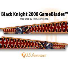Black Knight 2000: Knight Rider GameBlades