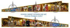 Houdini Interior Art Package