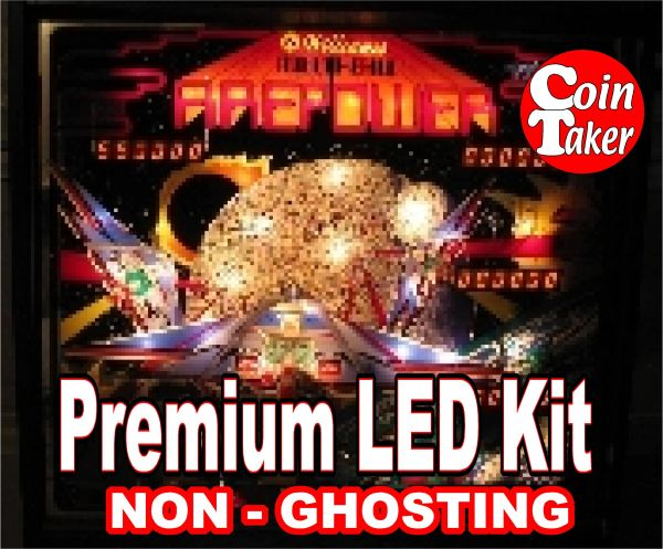 1. FIREPOWER LED Kit with Premium Non-Ghosting LEDs
