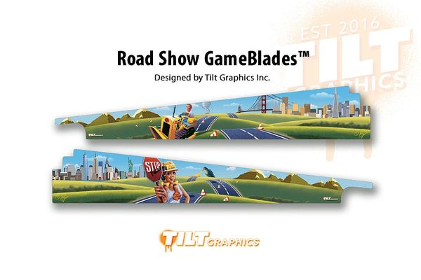 Road Show Gameblades
