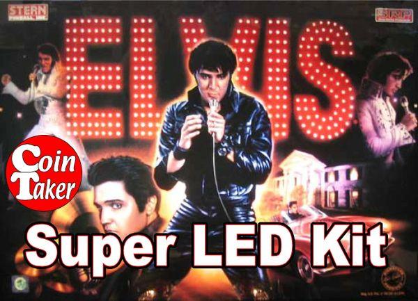 Elvis-2 LED Kit w Super LEDs