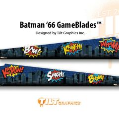 BATMAN 66 GAME BLADES