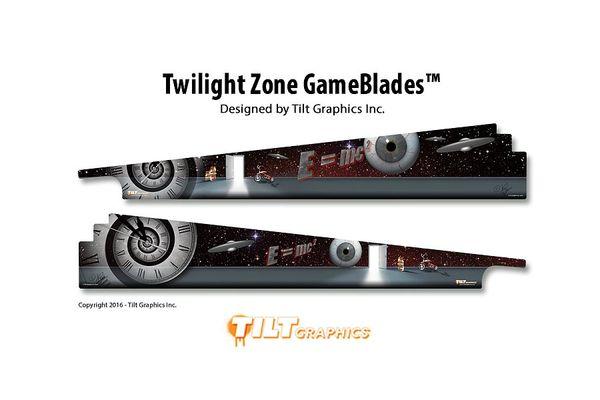 TWILIGHT ZONE GAMEBLADES