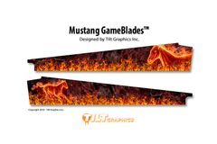 Mustang: Sally Gameblades