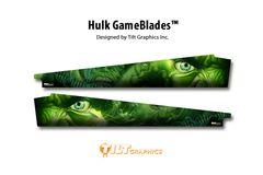 Hulk GameBlades