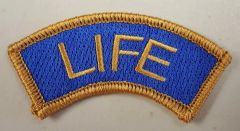 Ora Life Member Patch