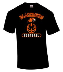 Port Edwards Blackhawks Football New Mascott
