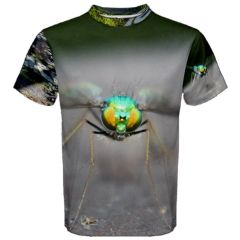 Long Legged Fly Sports Mesh Tee