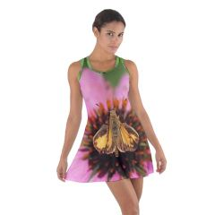 Butterfly Racerback Dress