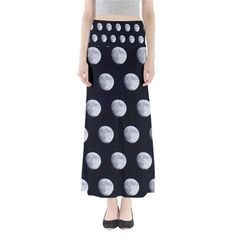 Moon Maxi Skirt