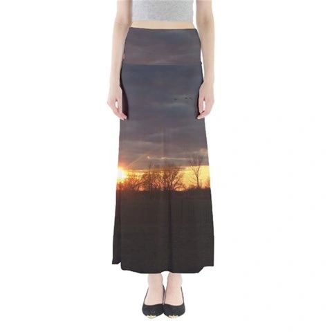 Sunset Maxi Skirt