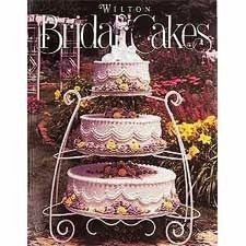Bridal Cakes Book Wilton