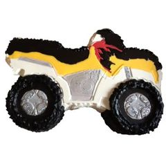 4-Wheeler Cake Pantastic Pan