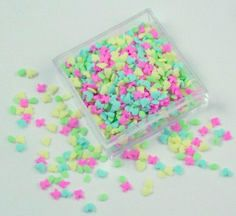 Easter Chick, Bunny, Egg Mini Sprinkles 2.8 oz