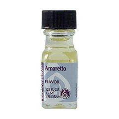 Amaretto Candy Flavoring 1 Dram