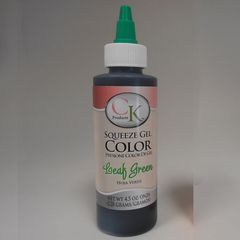 Leaf Green Gel Food Coloring 4.5 oz
