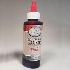 Pink Gel Food Coloring 4.5 oz