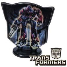 Transformers Novelty Cake Cupcake Toppers