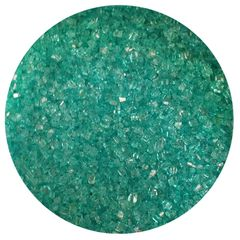 Teal Sanding Sugar 4 oz