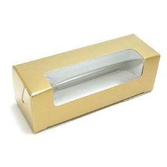 Gold Candy Box 4 ⅞ x 1⅝ x 1⅝ inch Each