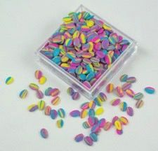 Eggs Marbled Variegated Sprinkles 4 oz