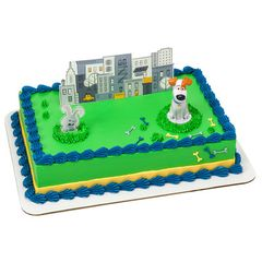 Secret Life of Pets Cupcake Cake Kit