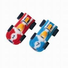 Race Car Sugar Decorations 5 piece