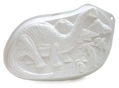 Brontosaurus Dinosaur Cake Pantastic Pan