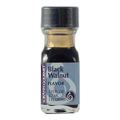 Black Walnut Candy Flavoring 1 Dram