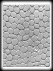 Cobblestone Crocodile Hard Candy Craft Mold