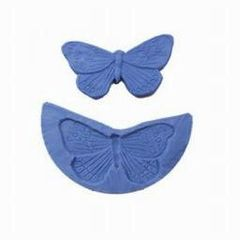 Butterfly Double Silicone Push Mold