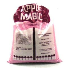 Purple/Fuschia Grape Flavored Candy Apple Mix 15 oz