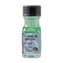 Creme De Menthe Candy Flavoring 1 Dram