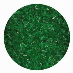 Green Sparkling Sugar Crystals 16 oz