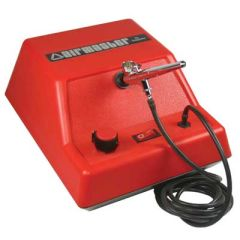 AirMaster Airbrush Complete System USA 110V Includes FREE SHIPPING and FREE Airbrush Book