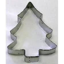 Tree Mini Cookie Cutter 1 3/4 inch