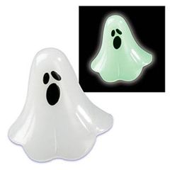 Ghost 3D Glow in the Dark Cupcake Novelty 3 Piece