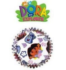 Dora the Explorer Standard Muffin Baking Cups 50 Piece