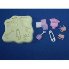 Baby New Arrival Silicone Push Mold