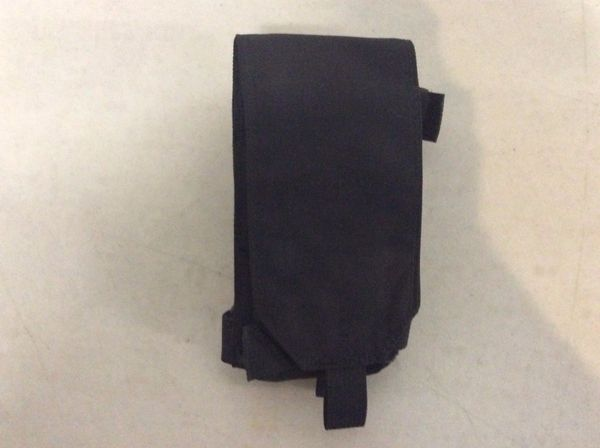 M4 M16 Tactical Butt Stock Single Mag Magazine Pouch Black Ar New