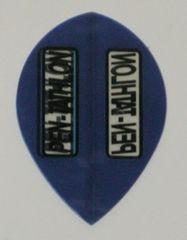3 Sets (9 flights) BLUE Pear PENTATHLON Flights - 2103
