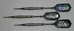 XTREME EG 18gram Soft Tip Darts - 80% Tungsten - Style 6