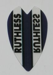 3 Sets (9 flights) Ruthless Vortex Mini Size BLUE Flights - 1923