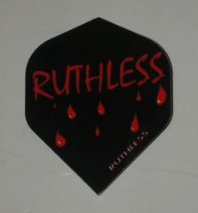 3 Sets (9 flights) Ruthless 'RUTHLESS' Standard Flights - 1721