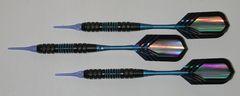 PREDATOR 16 gram Soft Tip Darts - Style M6 - 2BA (3/16th inch) Tips and Shafts