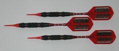 PREDATOR 18 gram Soft Tip Darts - Style M5 - 2BA (3/16th inch) Tips and Shafts