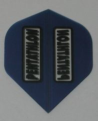 3 Sets (9 flights) BLUE Standard PENTATHLON Flights - 2003