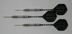 EVO 24 gram Steel Tip Darts - 80% Tungsten, Contoured Grip